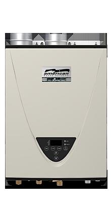 GT-340-NIH - Condensing Ultra-Low NOx Indoor 180,000 BTU Natural Gas Tankless Water Heater