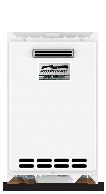 GT-510U-NE - Non-Condensing Ultra-Low Nox Outdoor 199,000 BTU Natural Gas Tankless Water Heater