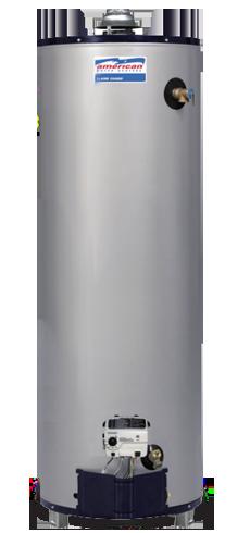 UG61-40T40-3NV - 40 Gallon 40,000 BTU Ultra-Low Nox Natural Gas Water Heater - 6 Year Warranty