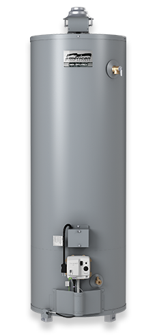 FDG62 40S40 3NOV - 40 Gallon Short High Efficiency Natural Gas Water Heater - 6 Year Warranty