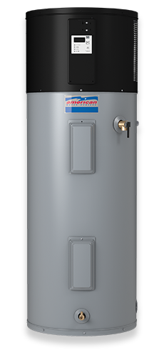 HPSE10250H045DV - 50 Gallon Residential Hybrid Electric Heat Pump Water Heater - 10 Year Warranty