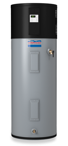 66 Gallon Residential Hybrid Electric Heat Pump Water Heater -6 Year Warranty