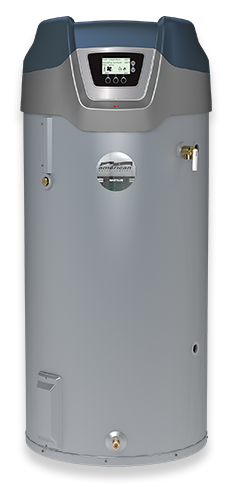 VG6275T100NV - 75 Gallon Tall High Efficiency Power Direct Vent Natural Gas Water Heater - 6 Year Warranty