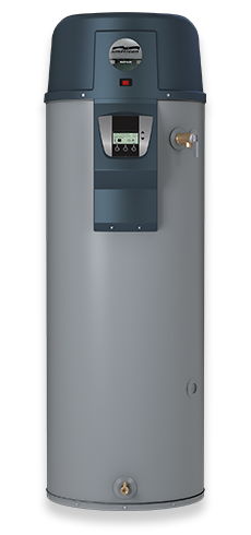 VG6250T100NV - 50 Gallon Tall High Efficiency Power Direct Vent Natural Gas Water Heater - 6 Year Warranty