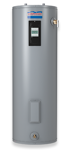 ES10N-55H - 55 Gallon Tall Self-Cleaning Electric Water Heater - 10 Year Warranty