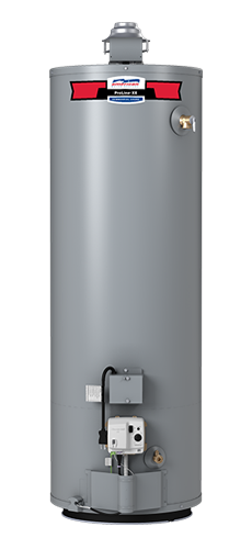 FDG62 50T40 3NVR - ProLine® XE 50 Gallon Tall High Efficiency Flue Damper Natural Gas Water Heater - 6 Year Warranty