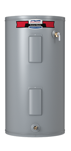 E10N-40R - 40 Gallon Short Standard Electric Water Heater - 10 Year Limited Warranty
