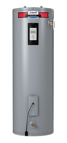 EG10N-50R - 50 Gallon Short Self-Cleaning Electric Water Heater with Leak Detection - 10 Year Warranty