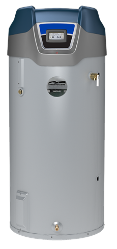 VG6275T100PV - ProLine® XE Nautilus™ 75 Gallon Tall High Efficiency Power Direct Vent Liquid Propane Water Heater - 6 Year Warranty