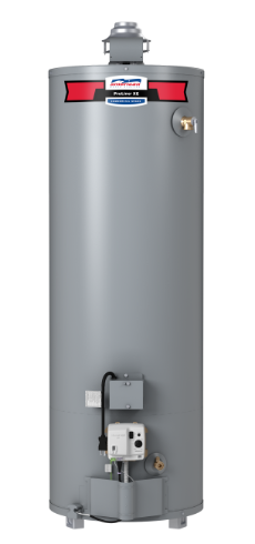 FDG62 50S40 3NOV - ProLine® XE 50 Gallon Short High Efficiency Natural Gas Water Heater - 6 Year Warranty