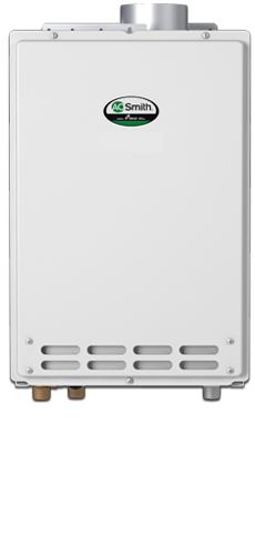 Tankless Water Heater Non-Condensing Indoor 190,000 BTU Natural Gas