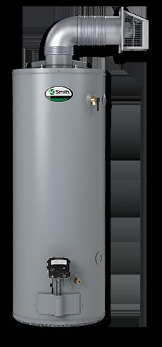 Promax 174 Direct Vent 50 Gallon Propane Water Heater