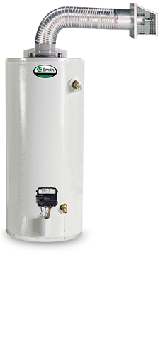 Promax 174 Ultra Low Nox Direct Vent 50 Gallon Gas Water Heater