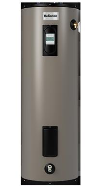 12 40 EART - 40 Gallon Tall Electric Water Heater w/Touch Screen - 12 Year Warranty