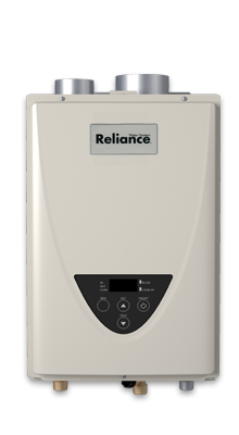 TS-110-UI - Non-Condensing Ultra-Low NOx Indoor 140,000 BTU Natural Gas Water Heater