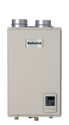 TS-140-GIH - Condensing Indoor Ultra-Low NOx 120,000 BTU Natural Gas Tankless Water Heater