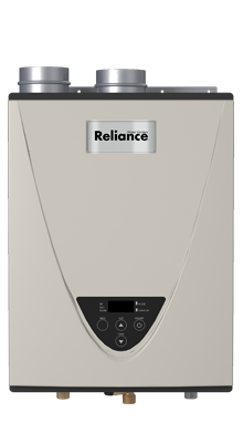 TS-340-GIH - Condensing Indoor 180,000 BTU Ultra-Low NOx Natural Gas Tankless Water Heater