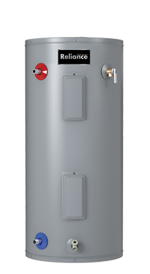 6 40 EMHSD - 40 Gallon Mobile Home Electric Water Heater - 6 Year Warranty