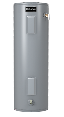 6 40 EORT - 40 Gallon Tall Electric Water Heater - 6 Year Warranty