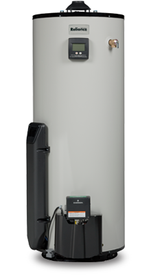 12 50 GPCT - 50 Gallon Tall High Efficiency Natural Gas Water Heater - 12 Year Warranty