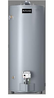 75 Gallon Short Natural Gas Water Heater - 6 Year Warranty ...