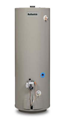6 30 NHDST2 - 30 Gallon Mobile Home Natural Gas/Propane Water Heater - 6 Year Warranty
