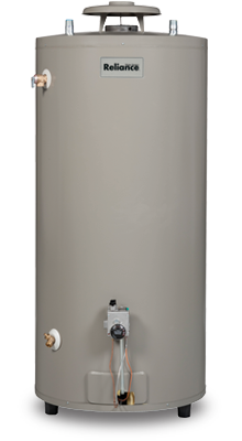 6 75 CRRS - 75 Gallon High Recovery Liquid Propane Water Heater - 6 Year Warranty