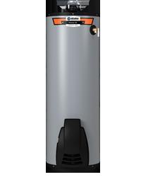 proline xe high efficiency ultralow nox flue damper 40gallon gas water heater