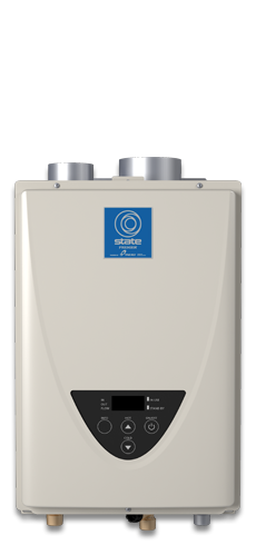 Tankless Water Heater Non-Condensing Ultra-Low NOx Indoor 190,000 BTU Natural Gas/Propane