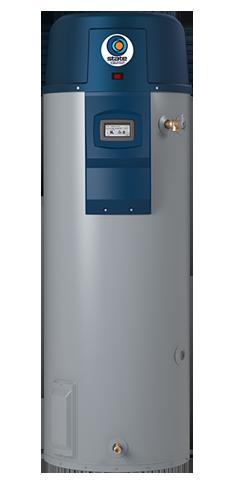 Premier® Power Direct Vent High Efficiency 50-Gallon Gas Water Heater