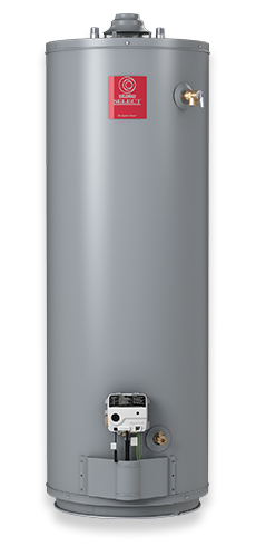 select® ultra low nox 40 gallon gas water heater
