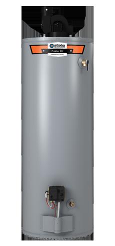 ProLine® XE Power Direct Vent 40-Gallon Gas Water Heater
