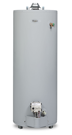 Tall Natural Gas Water Heater Whirlpool 30t6 30ng