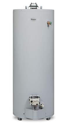 Tall Ultra Low Nox Natural Gas Water Heater Whirlpool