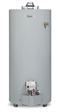 40 Gallon Short Liquid Propane Water Heater - 6 Year Warranty