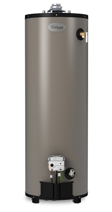 40 Gallon Tall Energy Efficient Natural Gas Water Heater - 12 Year Warranty