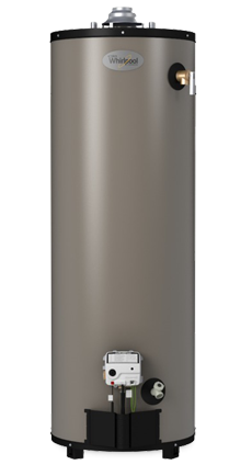 40 Gallon Short Natural Gas Water Heater - 10 Year Warranty