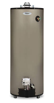 40 Gallon Tall Ultra Low NOx Natural Gas Water Heater - 12 Year Warranty