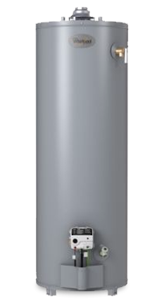 40 Gallon Tall Ultra Low NOx Natural Gas Water Heater - 6 Year Warranty