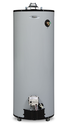 40 Gallon Tall Ultra Low NOx Natural Gas Water Heater - 9 Year Warranty