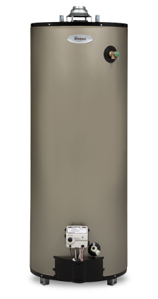 50 Gallon Tall Ultra Low NOx Natural Gas Water Heater - 12 Year Warranty