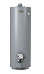 50 Gallon Tall High-Recovery Natural Gas Water Heater - 6 Year Warranty