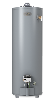 50 Gallon Tall Ultra Low NOx Natural Gas Water Heater - 6 Year Warranty