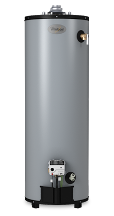 50 Gallon Tall Ultra Low NOx Natural Gas Water Heater - 9 Year Warranty