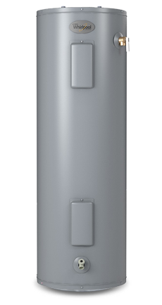 40 Gallon Tall Electric Water Heater - 6 Year Warranty
