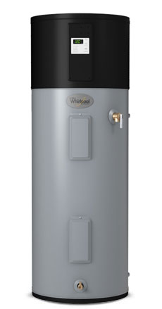 Hybrid Water Heater 50 Gallon Whirlpool Electric Water