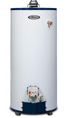 40 Gallon Short Liquid Propane Gas Water Heater - 6 Year Warranty