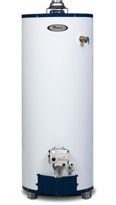 40 Gallon Short Natural Gas Water Heater - 6 Year Warranty