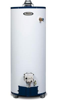 40 Gallon Short Natural Gas Water Heater - 6 Year Warranty