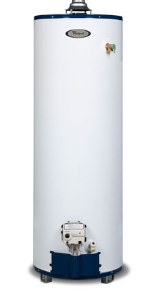 40 Gallon Tall Natural Gas Water Heater - 6 Year Warranty